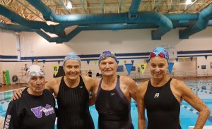 Record-setting relay! Click for more photos.