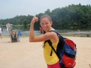 CGL 2009: Abby Nunn